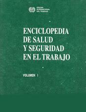Enciclopedia de la Salud y Seguridad en el trabajo