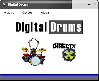 Digital Drums Digital Ddrums  Bateria virtual para tu PC [teclado]
