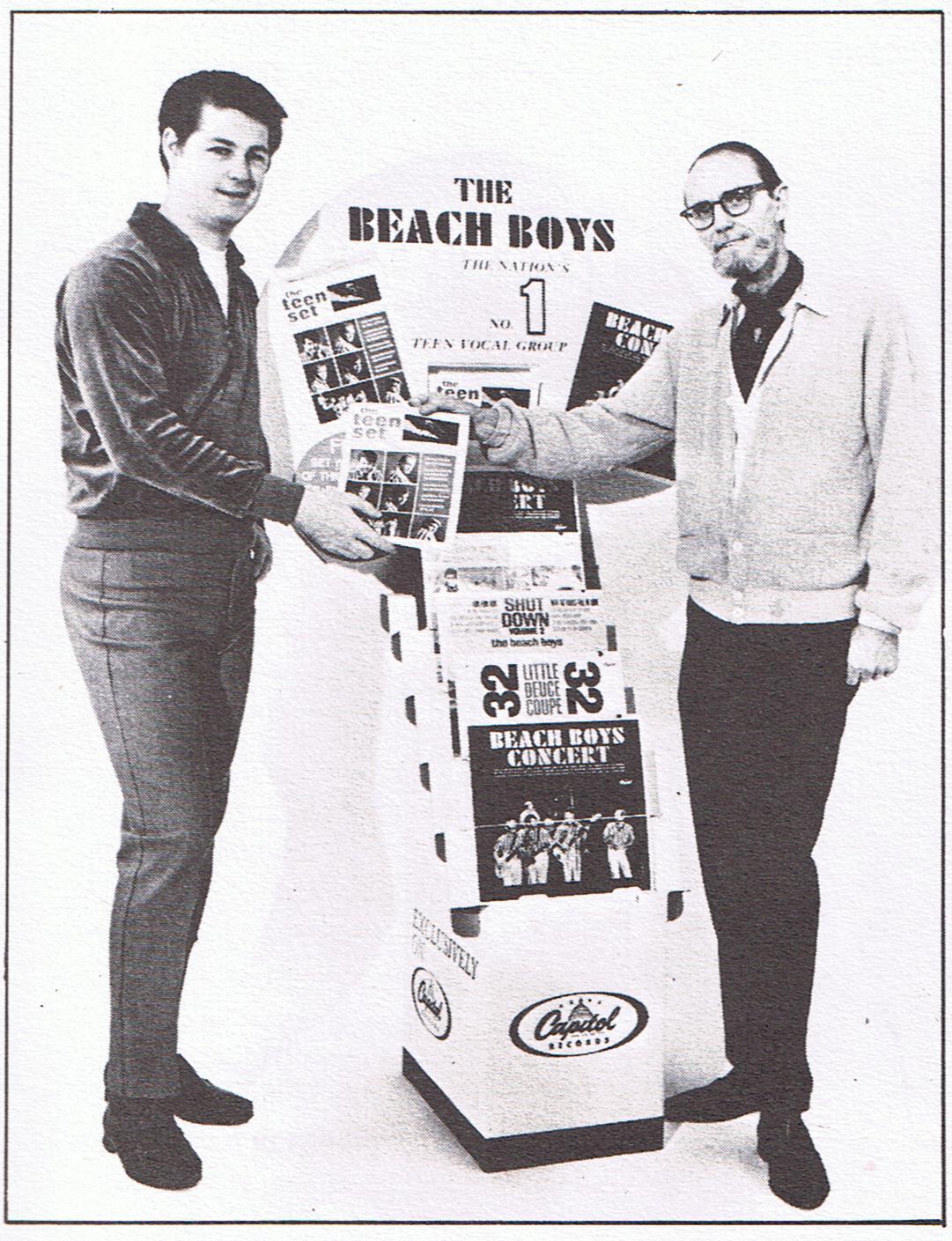 The Beach Boys And The California Myth: The Beach Boys 1964
