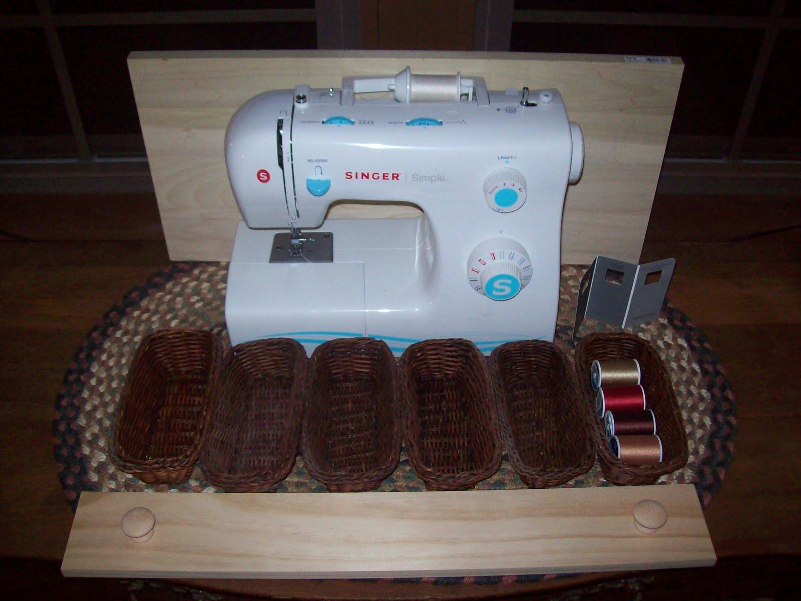 homestead sewing machine