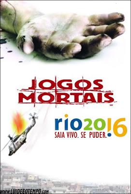 Jogos Mortais Rio de Janeiro Olimpico