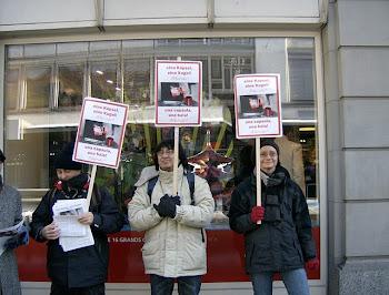 Solidaridad con los trabajadores de Nestle en Colombia,