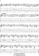 Transcription: Led Zeppelin's Black Dog