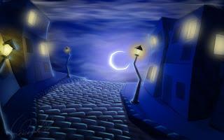 მაგიური თეატრის დაბრუნება,ღამის ეთერი და წვიმა?ხო, წვიმა!