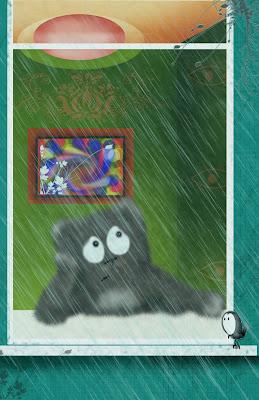 წვიმს მაო, წვიმს.