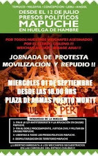 Jornada de Protesta, Movilización y Repudio