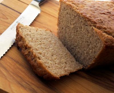 Maple-Oat Buttermilk Quick Bread ~ Heat Oven to 350