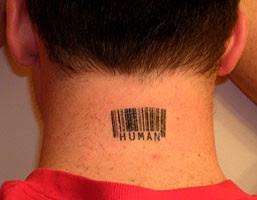 Barcode Tattoos on Tattoo Patrol  Barcode Tattoos