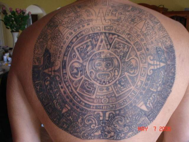 aztec tattoo flash download. Aztec Tattoos