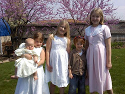 Manasseh's Baptism Spring 2010