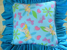 Girl's Pillow (Front) (SOLD)