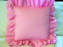 Evy's Pillow (Grandaughter) (Back)