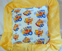Boy's Pillow (Front)