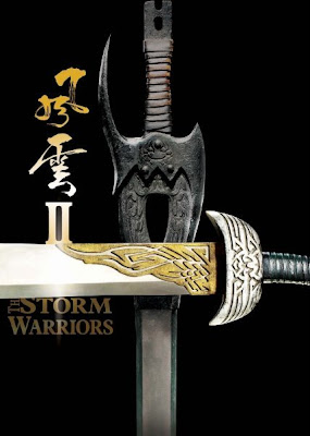 Phong Vân 2 - Storm Warriors