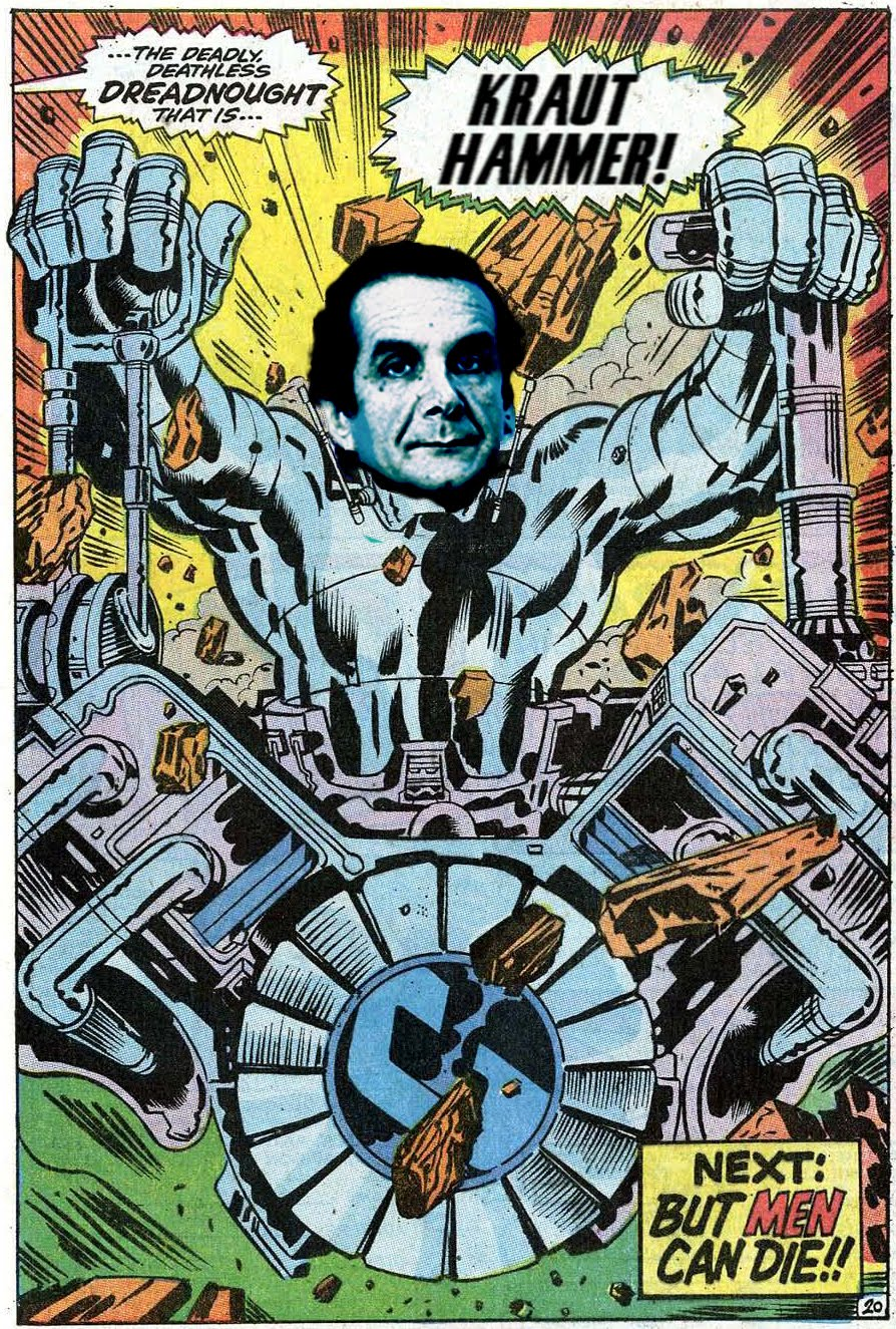 Krauthammer Ultron