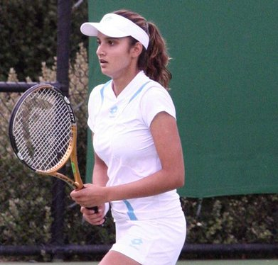 Sania Mirza Australian Open 2011. Sania has single handedly put