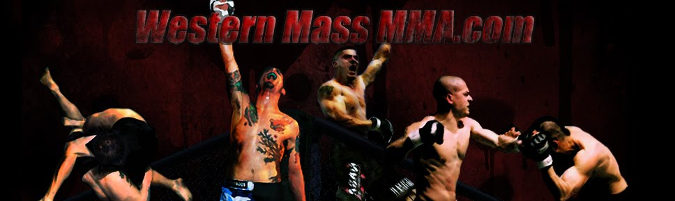 WesternMassMMA.com Media, News, Reviews, and Opinions