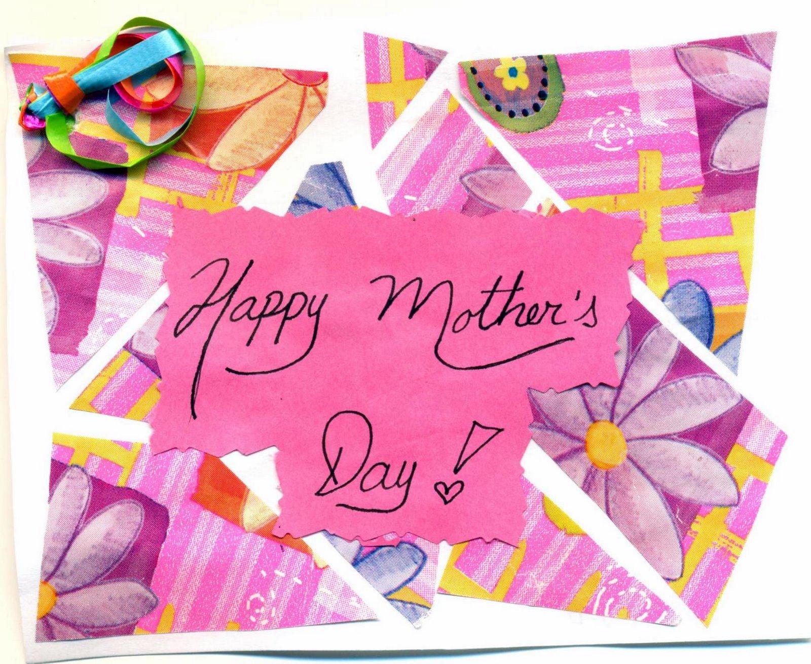 Feliz Día de la Madre Tarjetas del Día de la Madre