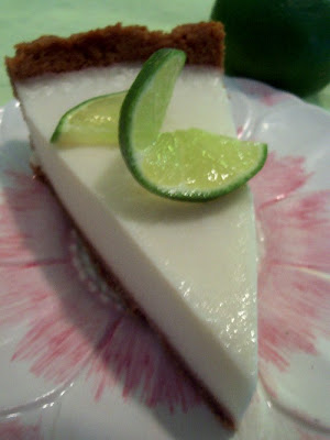 The Allergic Kid: Coconut Key Lime Pie