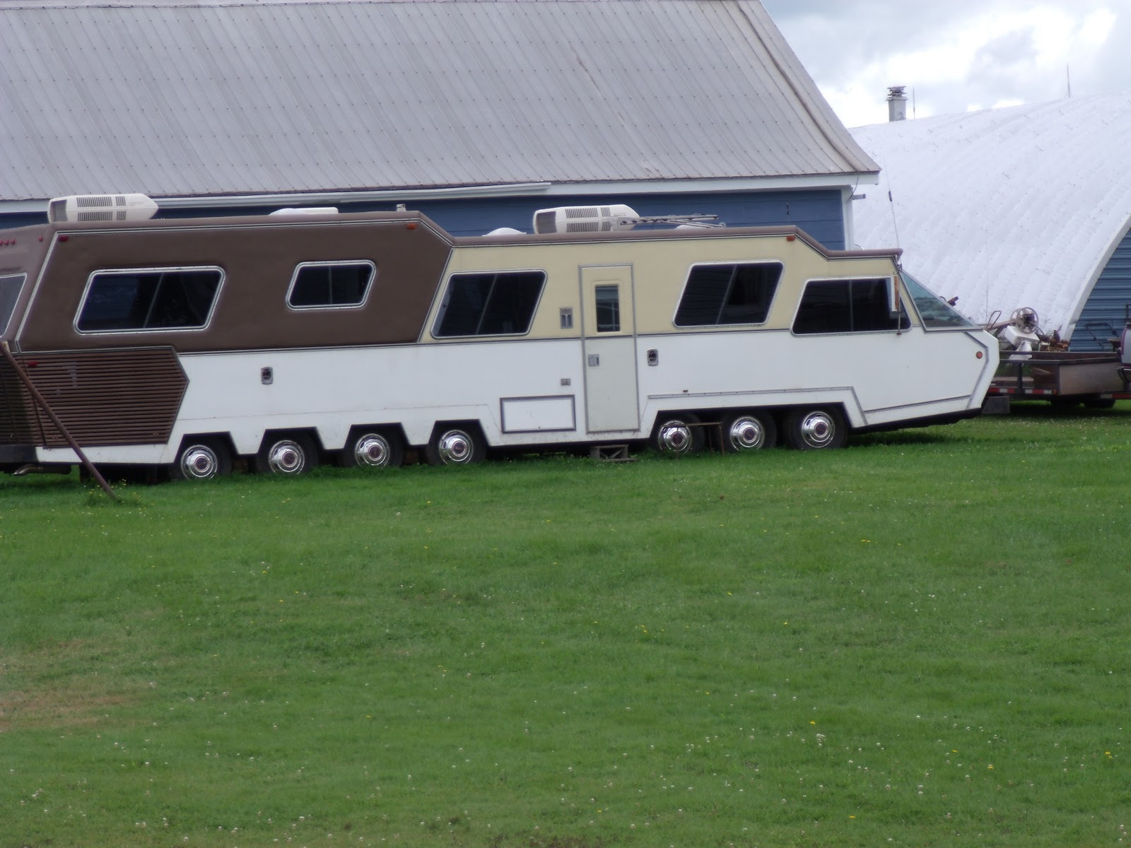 Unusual Rv Motorhomes | Autos Weblog