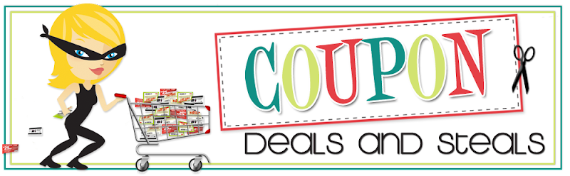 Coupon Deals Blog Design