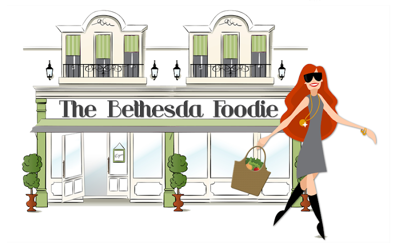 Bethdesda Foodie Blog Design