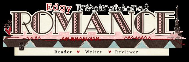 Edgy Inspirational Romance Blog Design
