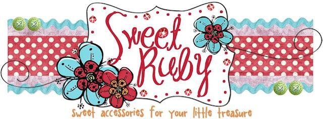 Sweet Ruby Blog Design