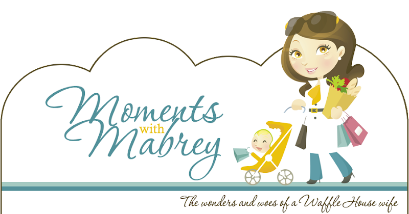 The Mabrey Family Blog Design