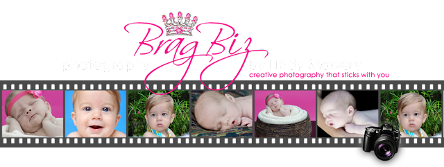 Brag Biz Blog Design