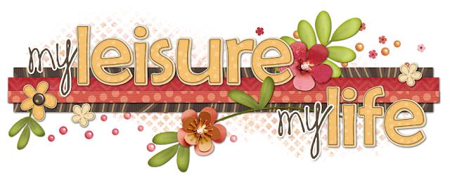 My Leisure, My Life Blog Design