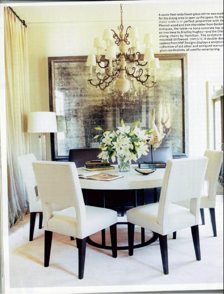Round Espresso Stained Dining Table Black Drum Pendant Chandelier Gray Buffet Hutch And Sconces Ivory Room Colors