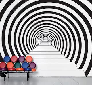 journal d co d 39 une courgette du papier peint anti d prime. Black Bedroom Furniture Sets. Home Design Ideas