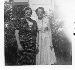 My Grandma and Aunt Zip
