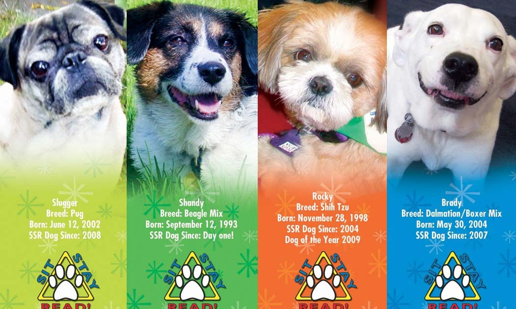 Shandy S Legacy New Collectible Dog Bookmarks