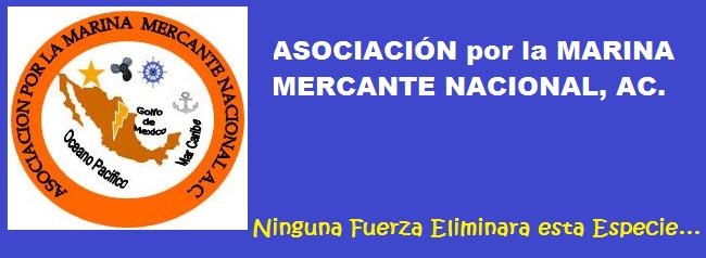 Asociación por la Marina Mercante Nacional, AC.
