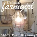 Urban Farmgirl Giveaway!