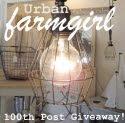 Urban Farmgirl Giveaway!