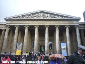 The British Muesuem, Leceister Sq and a Play!