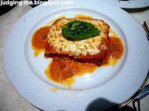 Splurge Dinner @ Rome