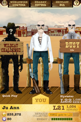 Addicted to High Noon (iPhone Game)