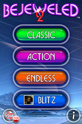 Review of Bejeweled 2 + Blitz (iPhone App)