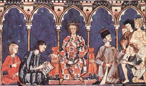 lapidario de Alfonso X el Sabio