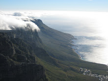 Table Mountain--Cape Town SA