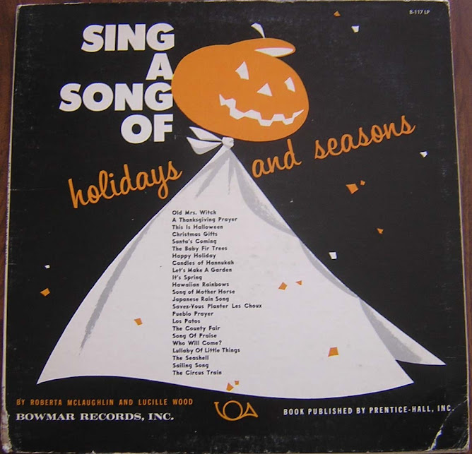 sing a song of holidays and seasons