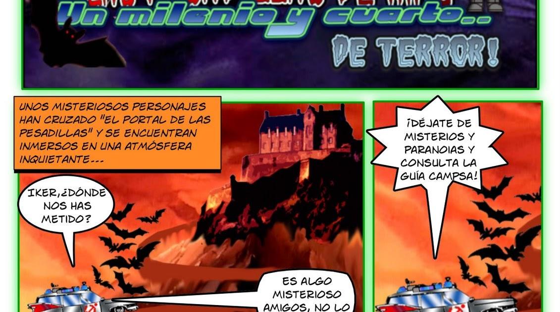 El ciber castillo de king versi n 2 0 los amos de la for Colaboradores cuarto milenio
