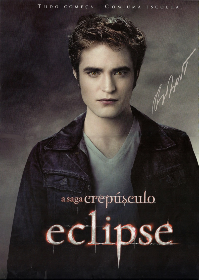 Twilight eclipse trailer Twilight edward photos
