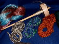 Beginning yarn
