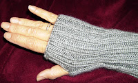 Arm Warmers: Close Up