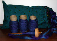 Grape Jelly yarn, again